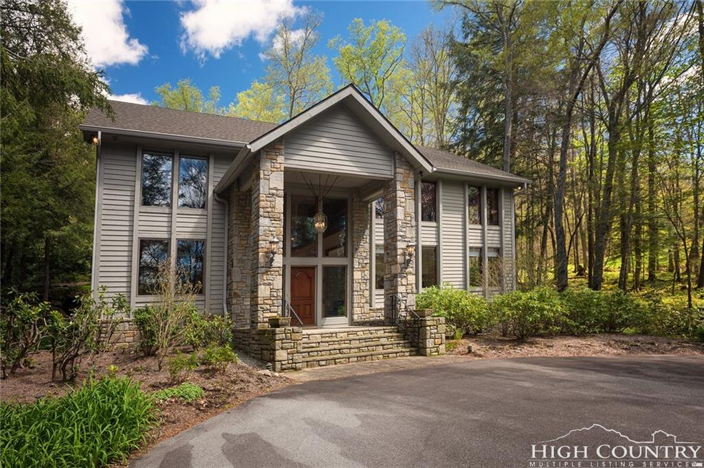 550 Bridle Trail Road, Linville, NC 28646