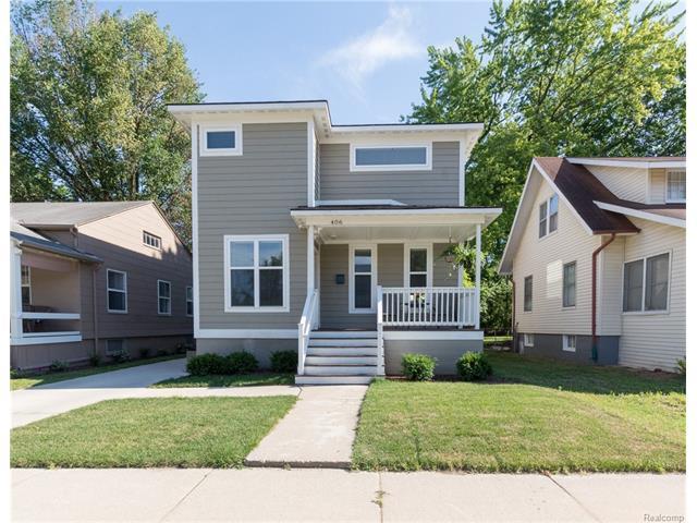 406 E PARENT Avenue, Royal Oak, MI 48067