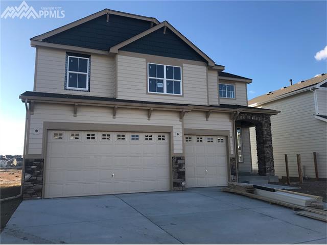 7436 Bigtooth Maple Drive, Colorado Springs, CO 80925