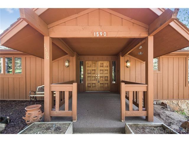 1590 Genesee Ridge Road, Golden, CO 80401