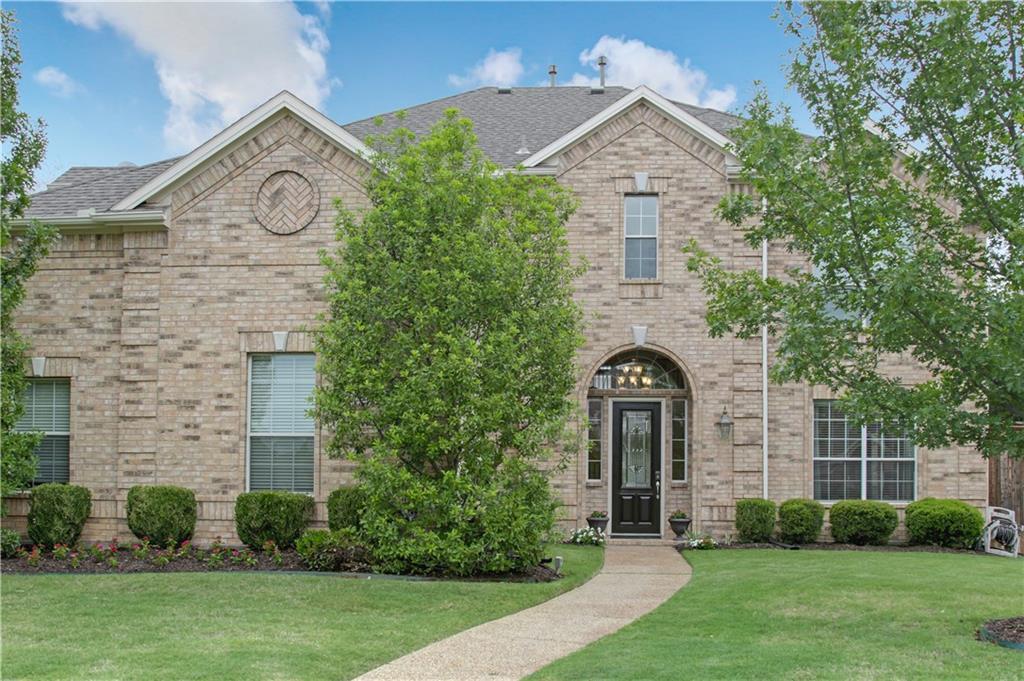 4101 Arron Court, Highland Village, TX 75077