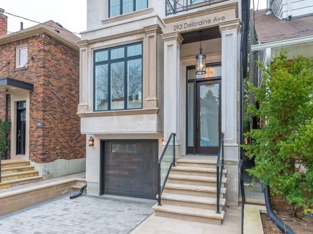 293 Deloraine Ave, Toronto, ON M5M 2B3