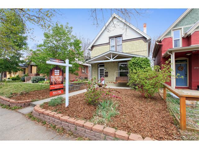 2731 W 36th Avenue, Denver, CO 80211