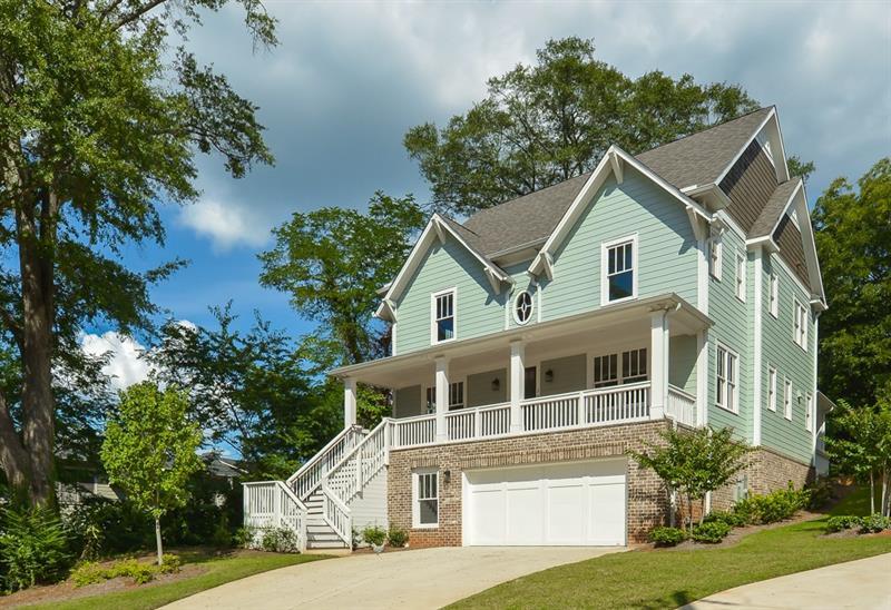 275 NE Hampton Terrace, Atlanta, GA 30307