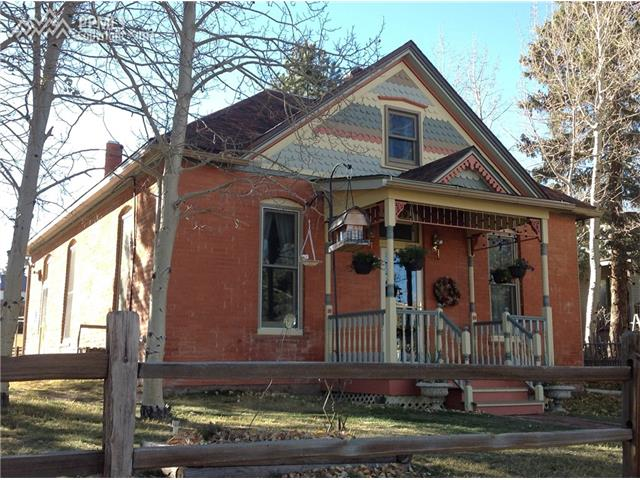 409 S 1st Street, Cripple Creek, CO 80813