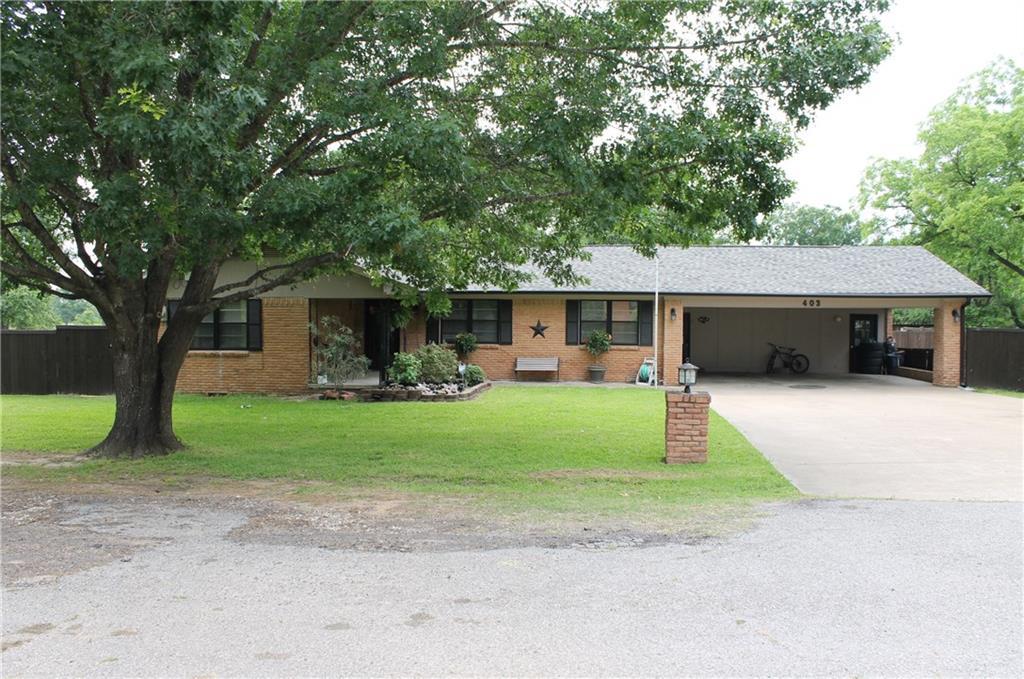 403 Oak Street, Malakoff, TX 75148