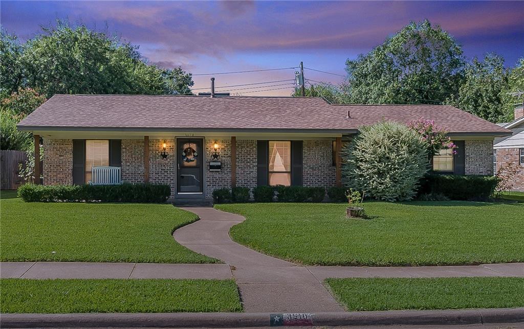 3618 Chime Street, Irving, TX 75062