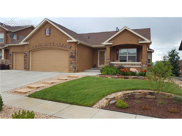 6366 Shooting Iron Way, Colorado Springs, CO 80923