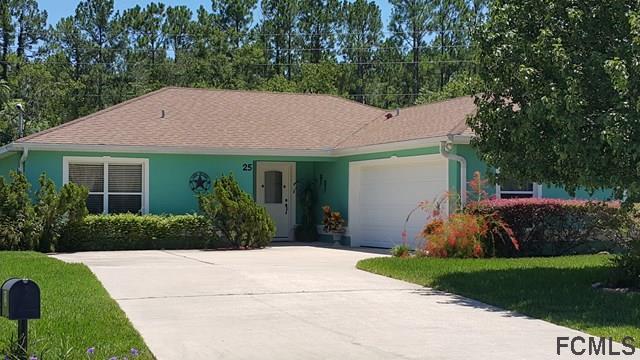 25 Ryberry Drive, Palm Coast, FL 32164
