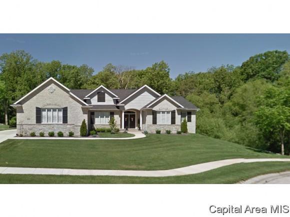 8757 Shady Oaks, Chatham, IL 62629