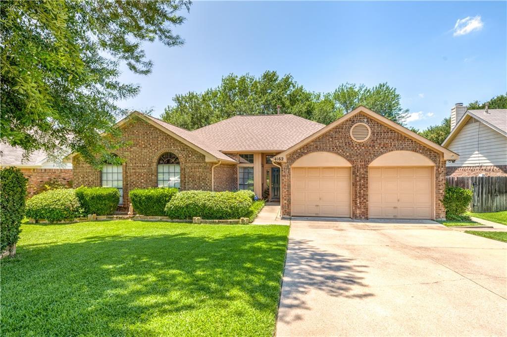 4162 Mapleridge Drive, Grapevine, TX 76051