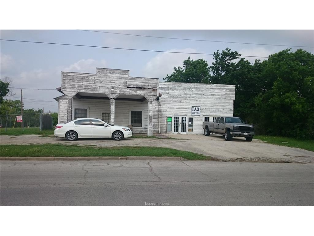 600 north Bryan, Bryan, TX 77807