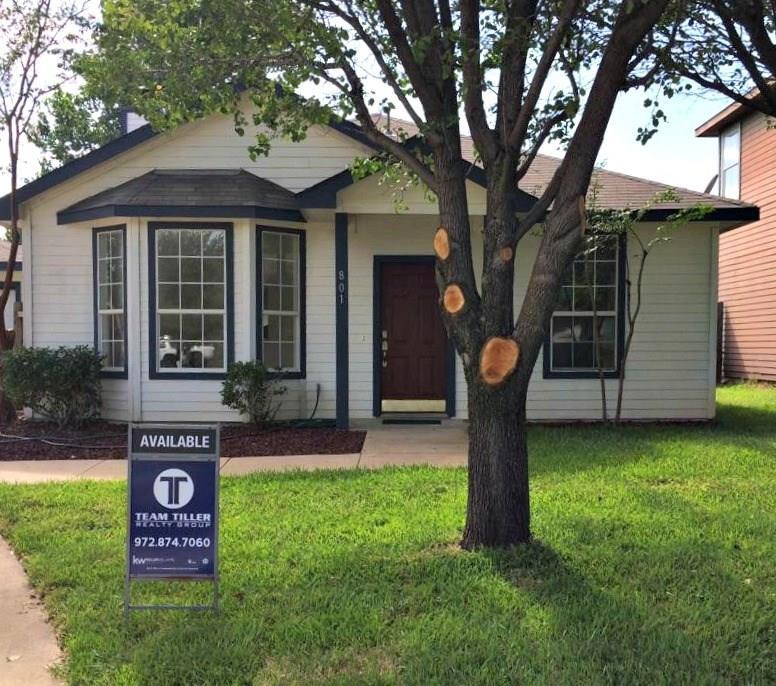 801 Indigo Terrace, Denton, TX 76209