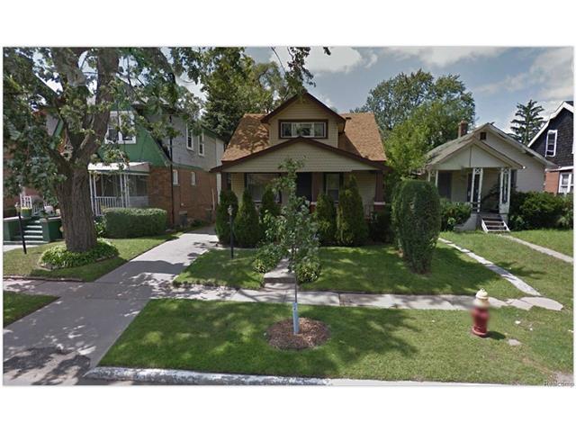 15861 MARLOWE ST, Detroit, MI 48227