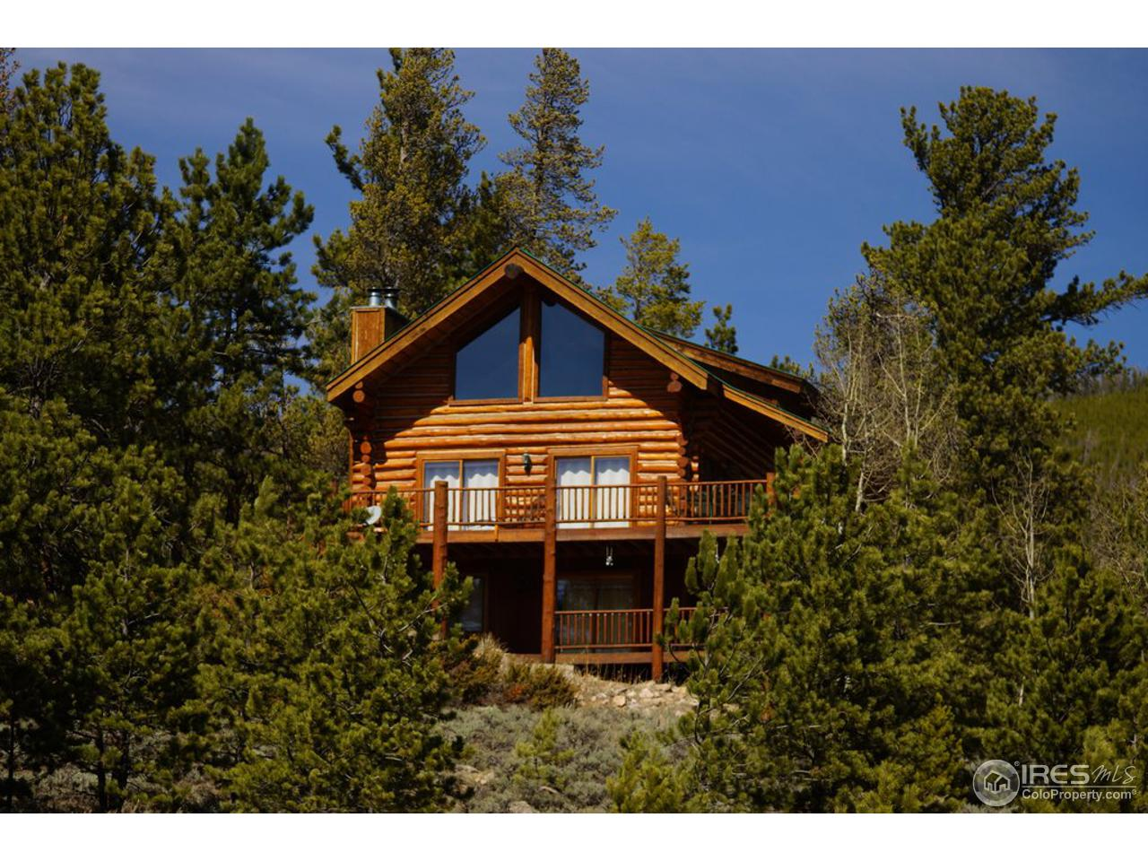 287 Swift Deer Rd, Red Feather Lakes, CO 80545