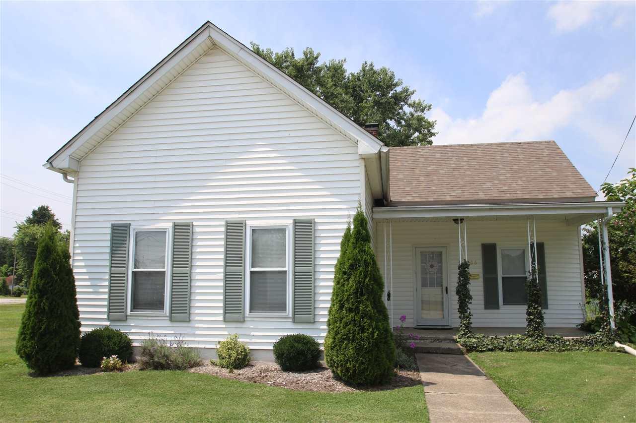 206 E DIXON STREET, Crothersville, IN 47229