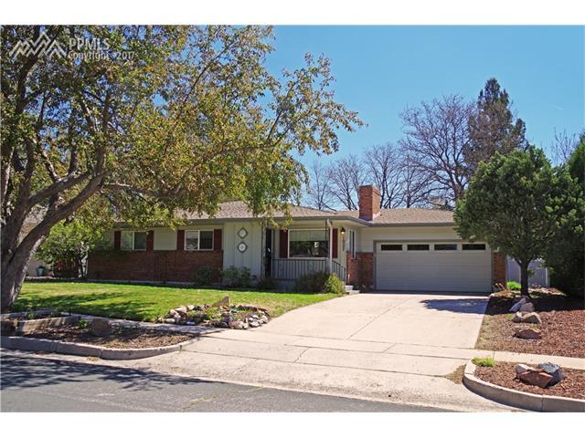 1027 N Logan Avenue, Colorado Springs, CO 80909