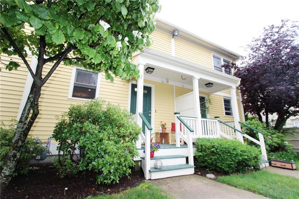 75 Willow ST, Unit#B, Providence, RI 02909