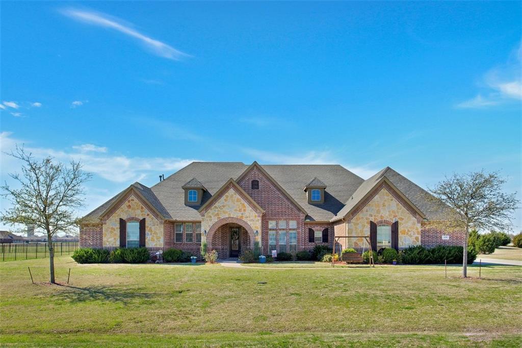 435 Pennington Drive, Lucas, TX 75002