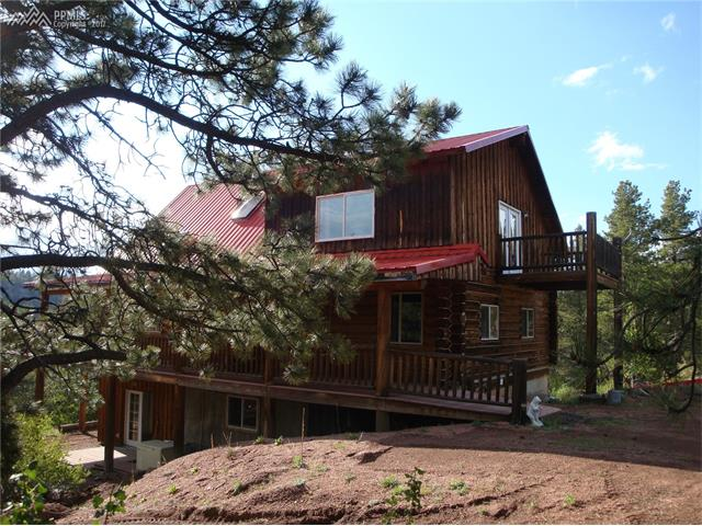 203 Moffat Circle, Cripple Creek, CO 80813