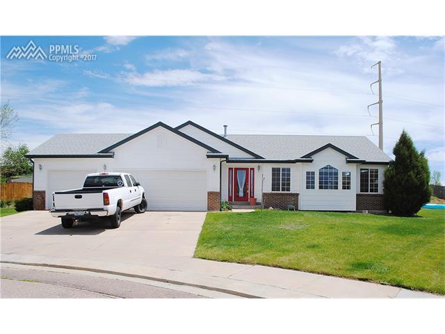 8395 Clifton Drive, Colorado Springs, CO 80920