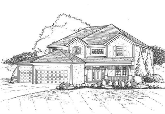 983 N Cedarcrest Drive, Olathe, KS 66061