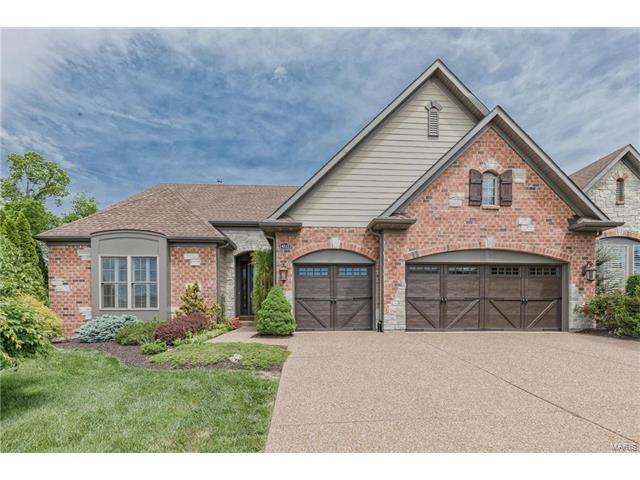 14617 Kendall Ridge Drive, Chesterfield, MO 63017