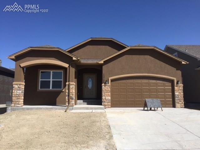 12708 Stone Valley Drive, Peyton, CO 80831