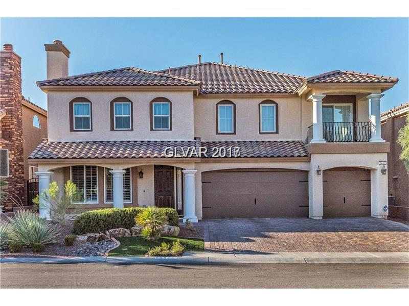 6442 SCREAMING EAGLE Avenue, Las Vegas, NV 89139