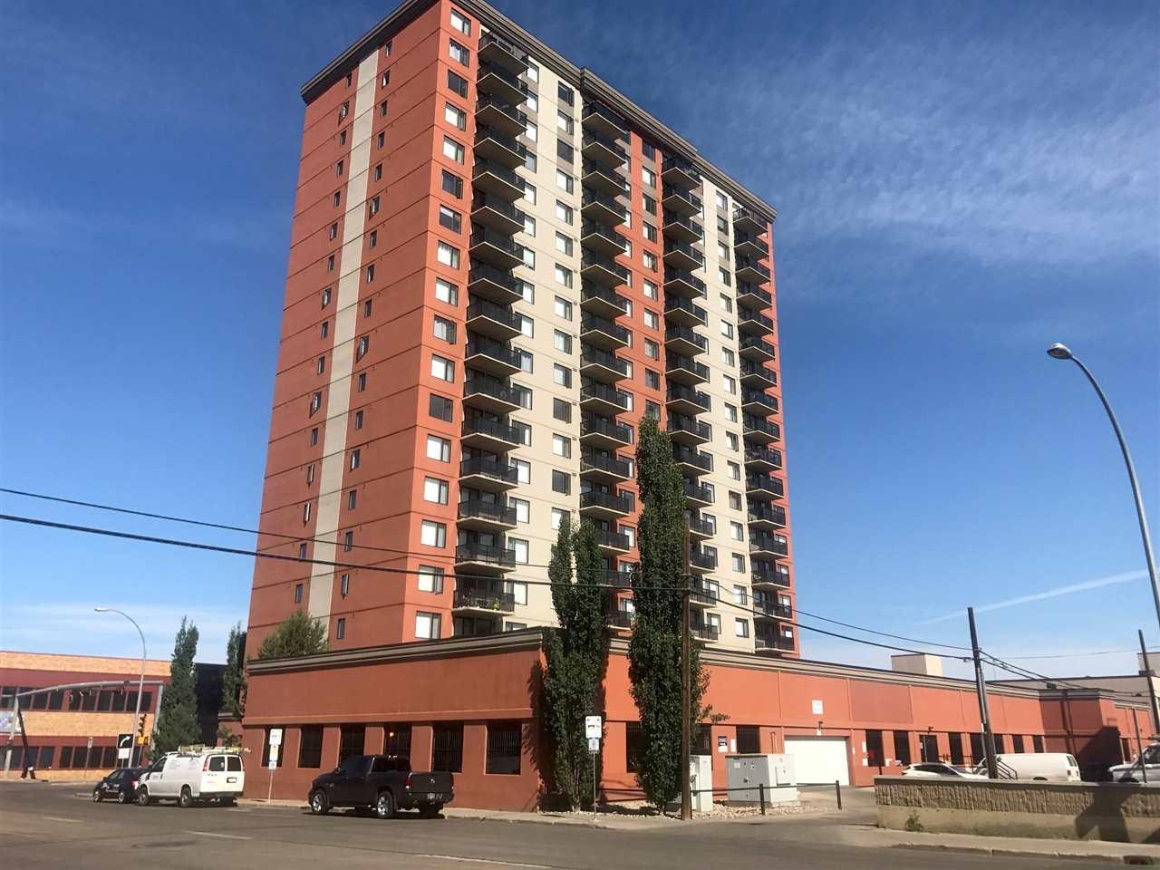 10303 105 Street 1407, Edmonton, AB T5J 5G3