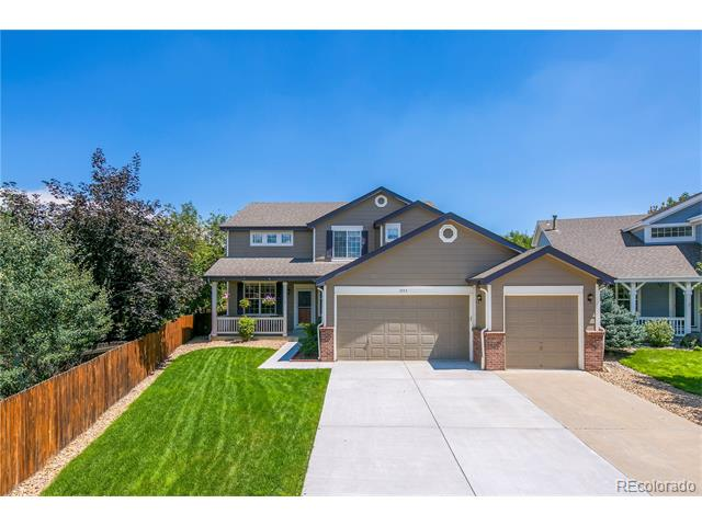 1853 Williams Court, Erie, CO 80516