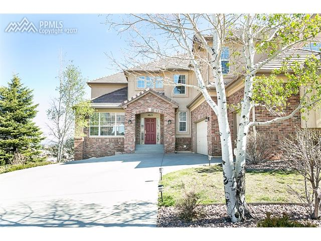4615 Alpglen Court, Colorado Springs, CO 80906