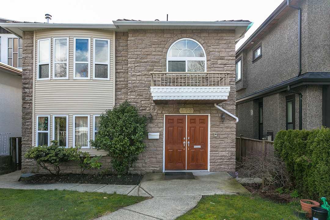 472 E 53RD AVENUE, Vancouver, BC V5X 1J2