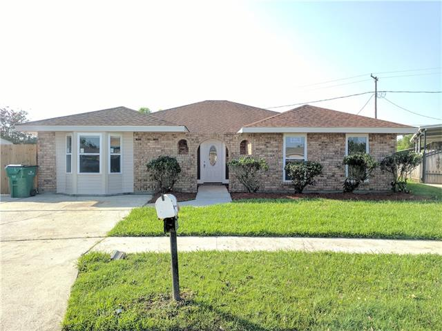 3217 TULIP Court, Marrero, LA 70072