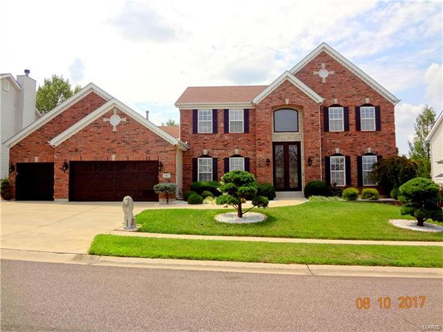 6507 Greycliff Heights Drive, St Louis, MO 63129