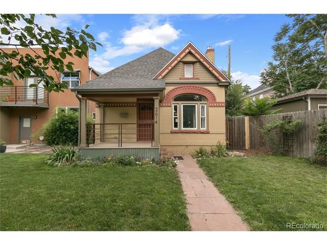2614 N Marion Street, Denver, CO 80205