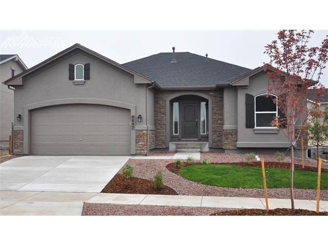 8607 Crooked Branch Lane, Colorado Springs, CO 80927