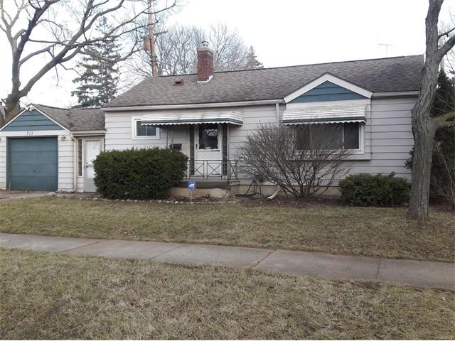 711 Hubbard Ave, Flint, MI 48503