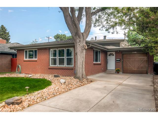 146 S Grape Street, Denver, CO 80246