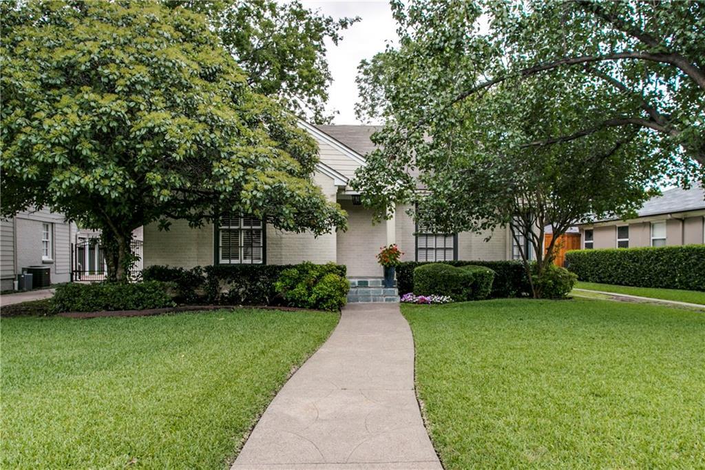 4104 Greenbrier Drive, University Park, TX 75225