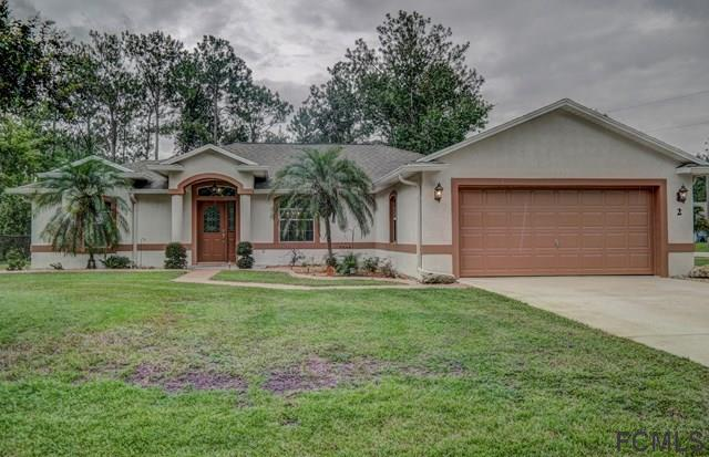 2 Kashgar Court, Palm Coast, FL 32164