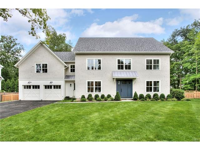 4 Sharp Turn Road, Westport, CT 06880
