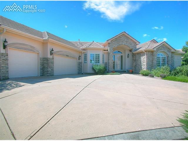 3835 Hill Circle, Colorado Springs, CO 80904