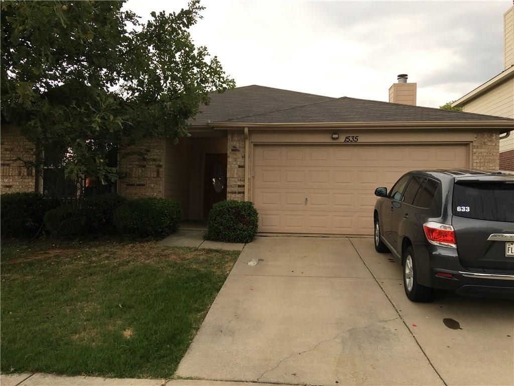 1535 Thornhill Lane, Little Elm, TX 75068