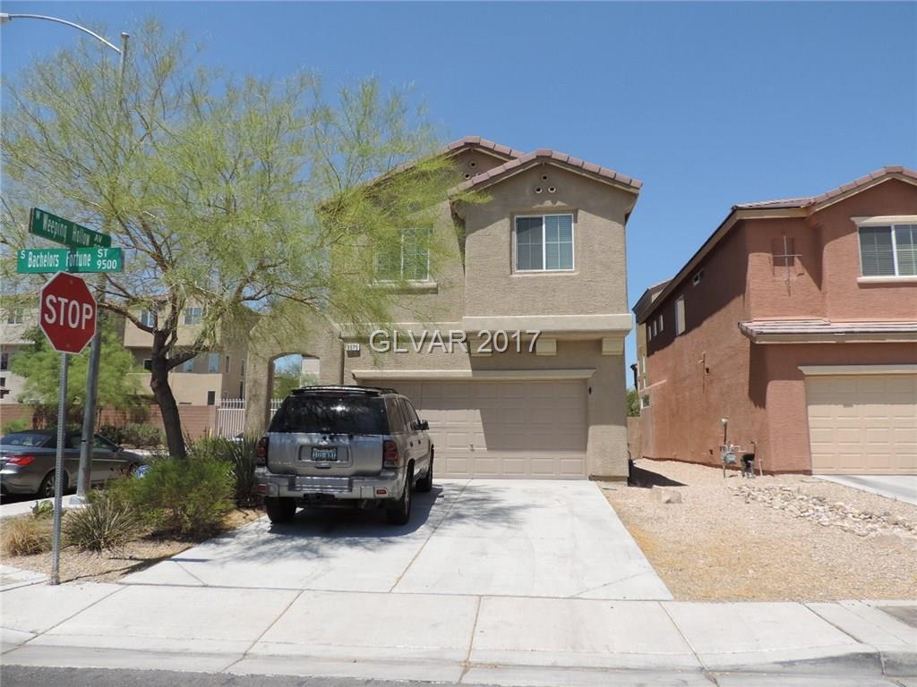 9575 BACHELORS FORTUNE Street, Las Vegas, NV 89178