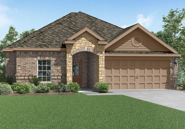 4609 Conley Lane, Denton, TX 76207