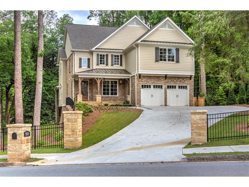 3777 NE Ivy Road, Atlanta, GA 30342