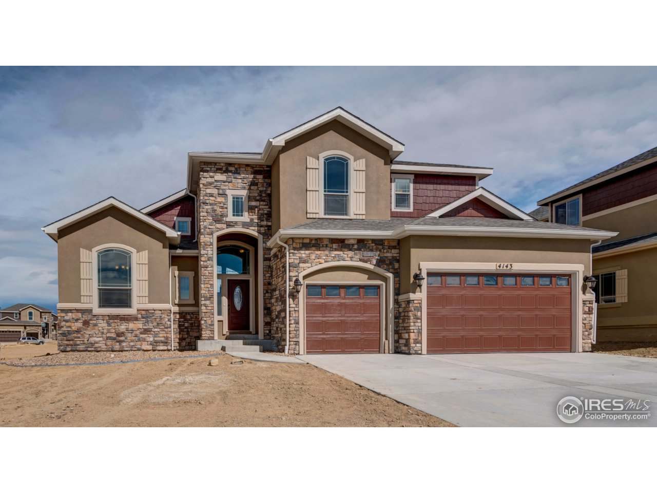4138 Carroway Seed Dr, Johnstown, CO 80534