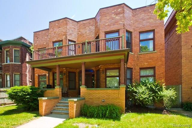 636 E FERRY #2E Street, Detroit, MI 48202