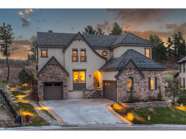 6833 Northstar Circle, Castle Rock, CO 80108